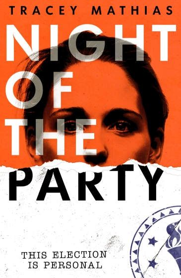 Night of the Party cover illustration